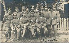 Gruppenfoto Infanterie-Regiment 381  (t174)