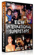 ECW International Stars DVD-R Set, Wrestling Rey Mysterio Tajiri Super Crazy WWE