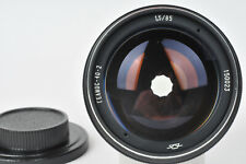 KMZ Helios 40-2 85mm f/1.5 Lens in M42 Screwmount