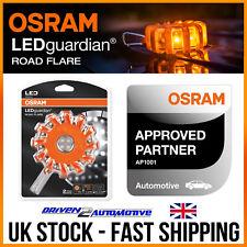 OSRAM LEDGUARDIAN ROAD FLARE ROAD EMERGENCY WARNING LIGHT LEDSL302 ROTATING LEDS