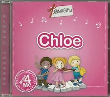 PERSONALISED SONGS AND STORIES FOR KIDS CD - CHLOE
