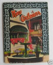 New Orleans Travel Booklet  1947