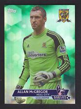 Topps Premier Gold 2013 - Base # 140 - McGregor - Hull - Green 16/99