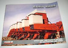 * Case IH Early Riser 900 955 Planter Sales Brochure Literature NEW! 1995