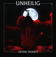 Unheilig : Grosse Freiheit Industrial/Gothic 1 Disc CD