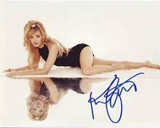 KIM CATTRALL Signed Photo w/ Hologram COA SEX AND THE CITY