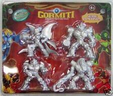 GORMITI - CARTONE ANIMATO - SERIE PLATINUM - RARISSIMI - SFUSI