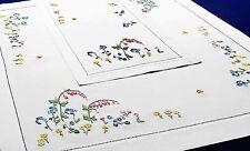 Tischdecken Handarbeiten Sommeranfang 90x90cm.