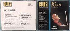 I MAESTRI DEL BLUES - JRAY CHARLES - THE GENIUS - 1 CD n.5295