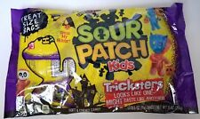 NEW Halloween Sour Patch Kids TRICKSTERS Soft/Chewy Candy FREE WORLD SHIPPING