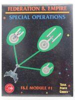 """Task Force Games 3206 - Star Flota Batallas - """"Especial Operaciones de"""