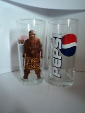 Glas / verre: Lord of the Rings - Pepsi: Gimli