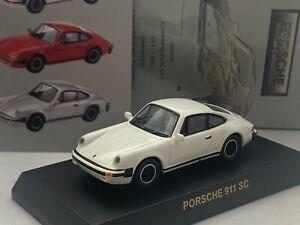 Porsche 911 SC Kyosho 1/64 scale Die-cast  part.2