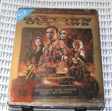 Baytown Outlaws Limited Edition Debossed Blu-Ray Steelbook ~ Brand New & Sealed
