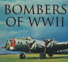 BOMBERS OF WWII BY JEFFREY L. ETHELL (American WWII Bomber on Color!)