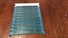 LEGO Garage Door Assembly Rollup Roller Trans Blue White  Fire Police Station