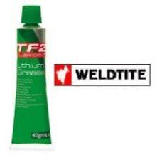 (22,50€/100g) Weldtite Lithium Fett 40g Tube Fahrrad Schmierfett Lagerfett