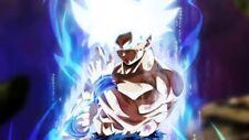 Poster 42x24 cm Dragon Ball Super Goku Doctrina Egoista / Ultra Instinct 25