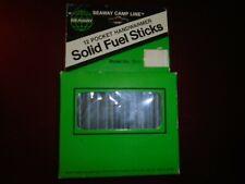 Seaway Camp Line 12 Pocket Handwarmer Solid Fuel Sticks BNIP