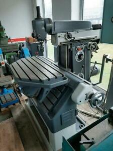 Werkzeugfräsmaschine Deckel FP 3 LB