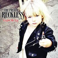 "THE PRETTY RECKLESS ""LIGHT ME UP"" CD NEU"