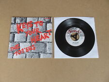 """THE 101'ERS Keys To Your Heart 7"""" RARE 1977 FRENCH PRESSING JOE STRUMMER CLASH"""