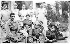 """World War 1 Russian Women Hospital Orderlies Eastern Front 6x5"""" Reprint Photo"""