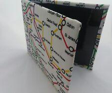 Disabled Blue badge holder wallet   London underground map hologram safe gift