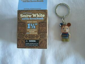 Disney Vinylmation Jr Keychain Snow White and the Seven Dwarfs Prince