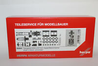 Herpa 083805  Fahrgestell MAN LKW 6x6   1:87 H0 NEU in OVP