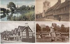Stratford-on-Avon, Warwickshire Postcard