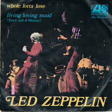 Led Zeppelin ‎– Whole Lotta Love / Living Loving Maid (She's Just A Woman)