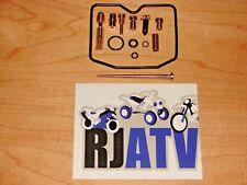 Kawasaki KLF300 Bayou 4x4 1989-2004 CARBURETOR Carb Rebuild Kit Repair KLF 300