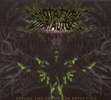 Annotations of an Autopsy - Before the Throne of Infection CD