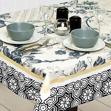 Victoria Floral Oblong Tablecloth 10 to 12 Seater - 150 x 300 cm by Ladelle