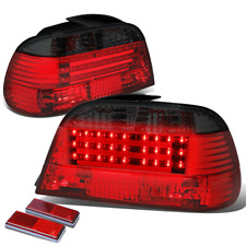 For 1995-2001 BMW E38 750iL 740iL 740i Pair LED Tail Brake Light Reverse Lamps