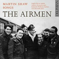 Sophie Bevan - The Airmen: songs by Martin Shaw [CD]