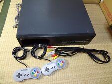 Nintendo Super Famicom BOX SNES SHVC System Console PSS-001 Tested Work