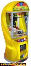 G-01Yellow Greifer Automat Spielautomat Greifautomat Warenautomat Greiferautomat