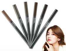 TheFaceShop Designing Eyebrow Pencil #06 Dark Gray, Grey Eye Brow Auto Pencil