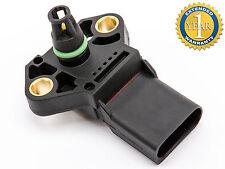 CAPTEUR PRESSION VW AUDI A3 A4 3 BAR TDI MAP SENSOR 038906051C 0281002401 MOD