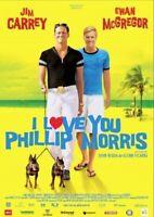 I LOVE YOU PHILLIP MORRIS - FICARRA,GLENN/REQUA,JOHN   DVD NEUF