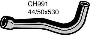 Mackay Radiator Hose (Bottom) CH991 fits Jaguar XJ 4.2 (127kw), 4.2 (130kw), ...