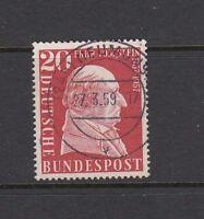 Luxus BRD Mi.-Nr. 277 - zentrisch gestempelt Neumünster