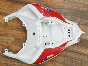 """Ducati 848,2010 Rear Cowl """"Special Edition Nicky Hayden"""" ORIGINAL"""