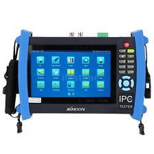 IPC-8600 7in CCTV Onvif IP Camera Tester Touch Screen Monitor HDMI POE WiFi I5U8