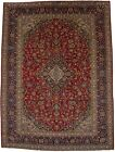 Classic Design Vintage 10X13 Hand Knotted Area Rug Oriental Home Signed Carpet