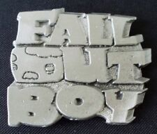 Fall Out Boy Belt Buckle, Licensed