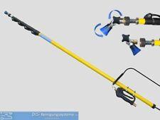 Hochdruck Teleskoplanze FIBERGLAS Edelstahl KNICKGELENK 2-8m M22 Kärcher Kränzle