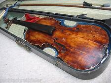 """Molto vecchio violino francese """"W.m Paris"""" VERY OLD FRENCH VIOLIN"""
